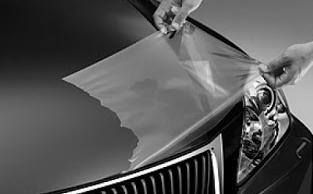 Защита кузова от ржавчины плёнкой